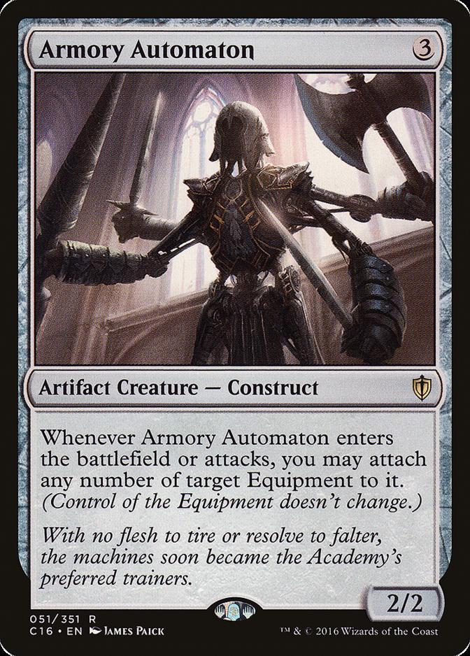 Armory Automaton [C16]