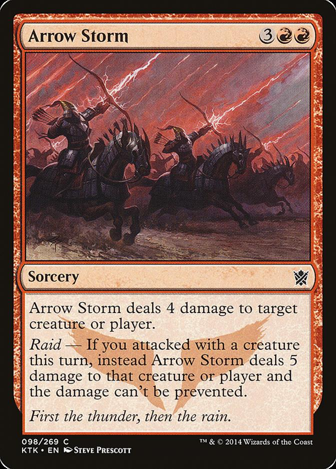 Arrow Storm [KTK]