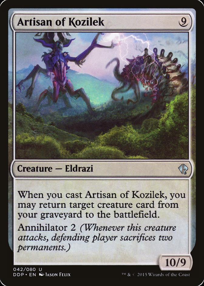 Artisan of Kozilek [DDP]