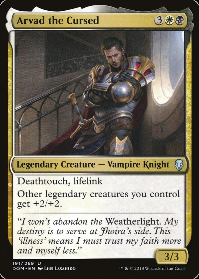Arvad the Cursed [DOM]