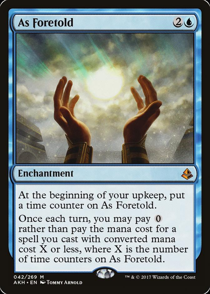 As Foretold [AKH]