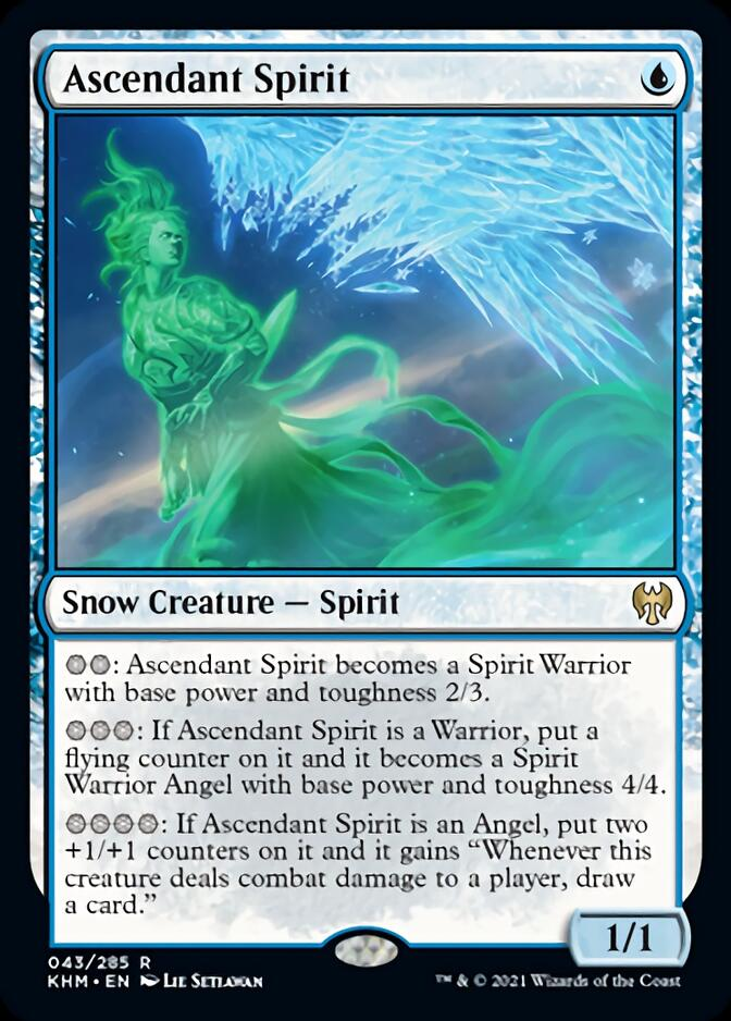 Ascendant Spirit [KHM]