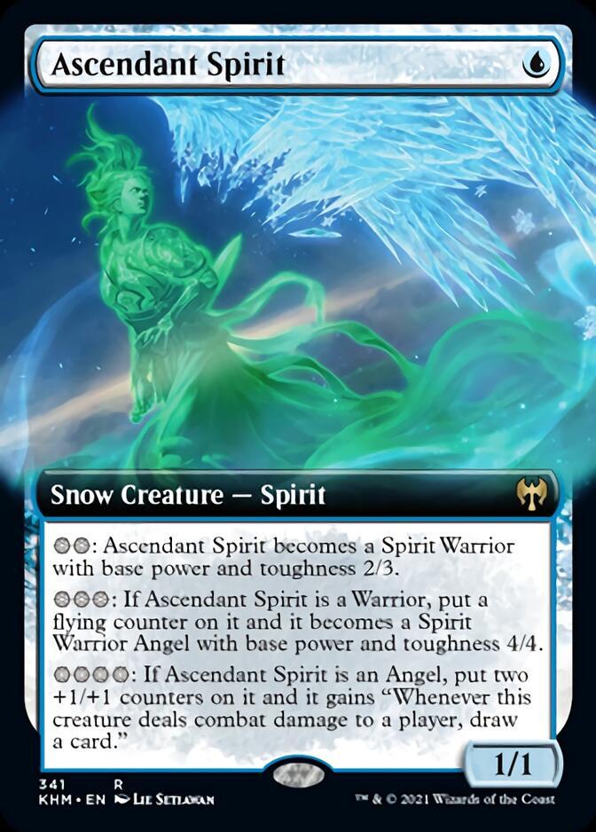 Ascendant Spirit <extended> [KHM]