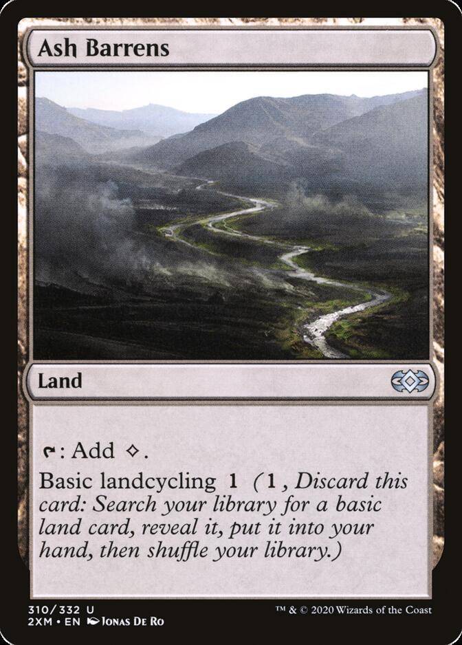 Ash Barrens [2XM]