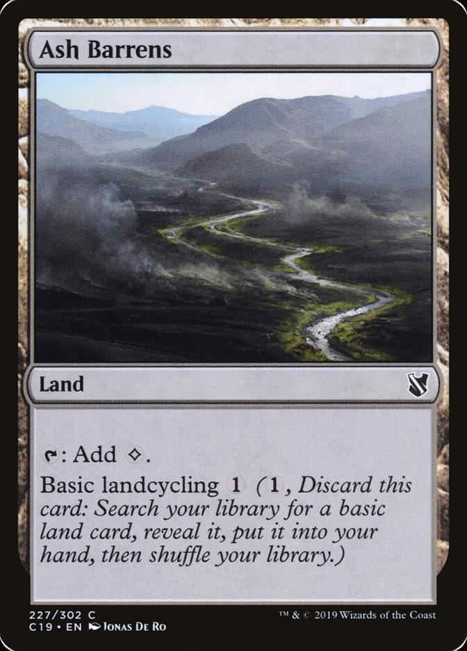 Ash Barrens [C19]