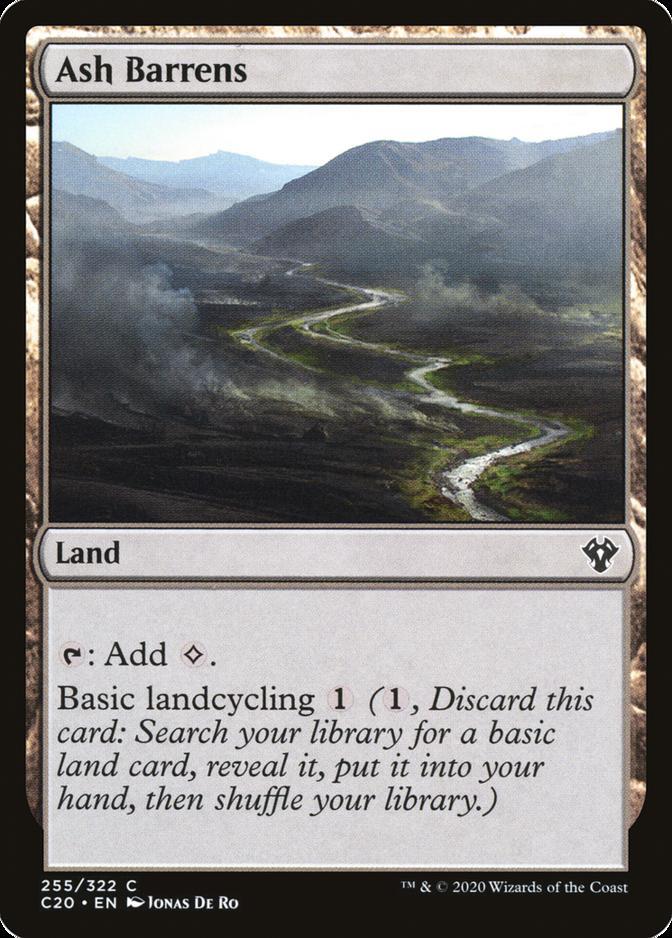 Ash Barrens [C20]