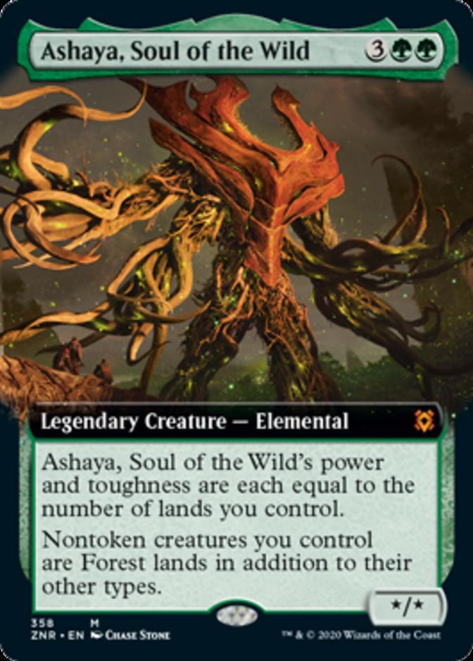 Ashaya, Soul of the Wild [PZNR]