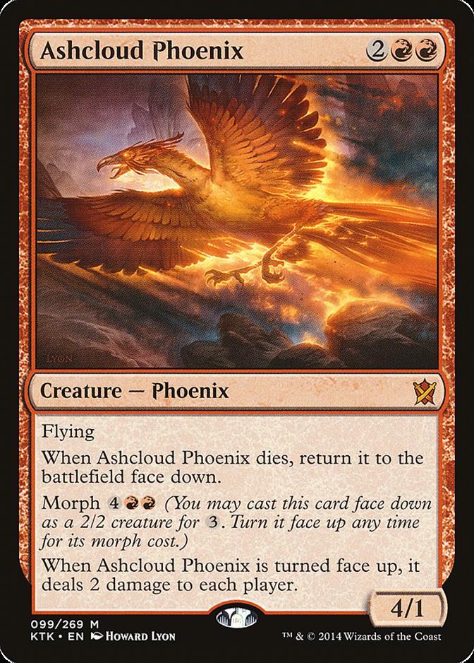 Ashcloud Phoenix [KTK]