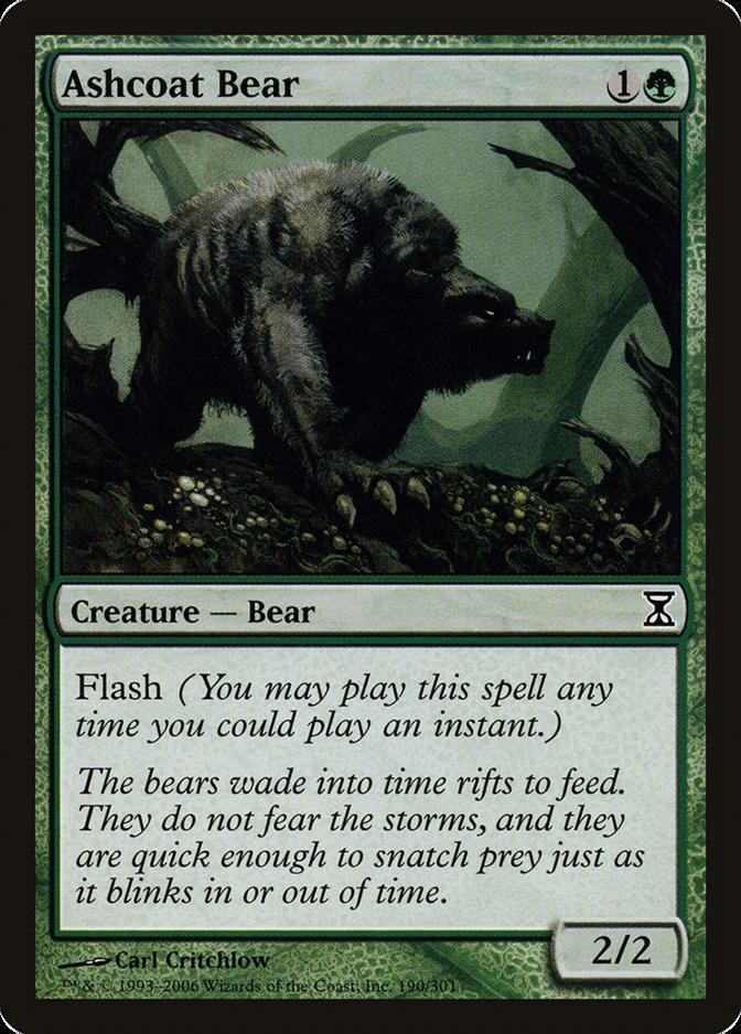 Ashcoat Bear [TSP]
