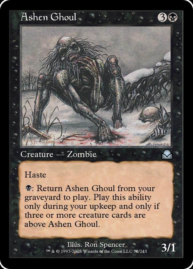 Ashen Ghoul [ME2]