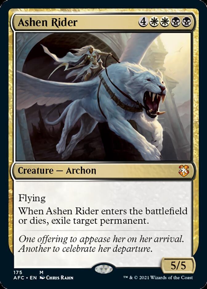 Ashen Rider [AFC]