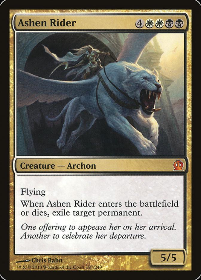 Ashen Rider [THS]