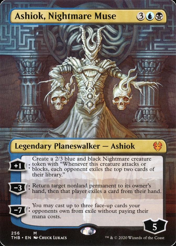Ashiok, Nightmare Muse [PTHB]