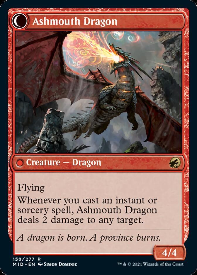Ashmouth Dragon [MID]