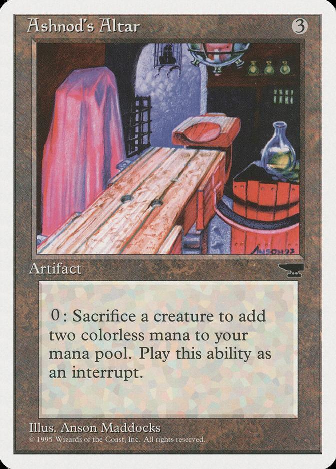 Ashnod's Altar [CHR]