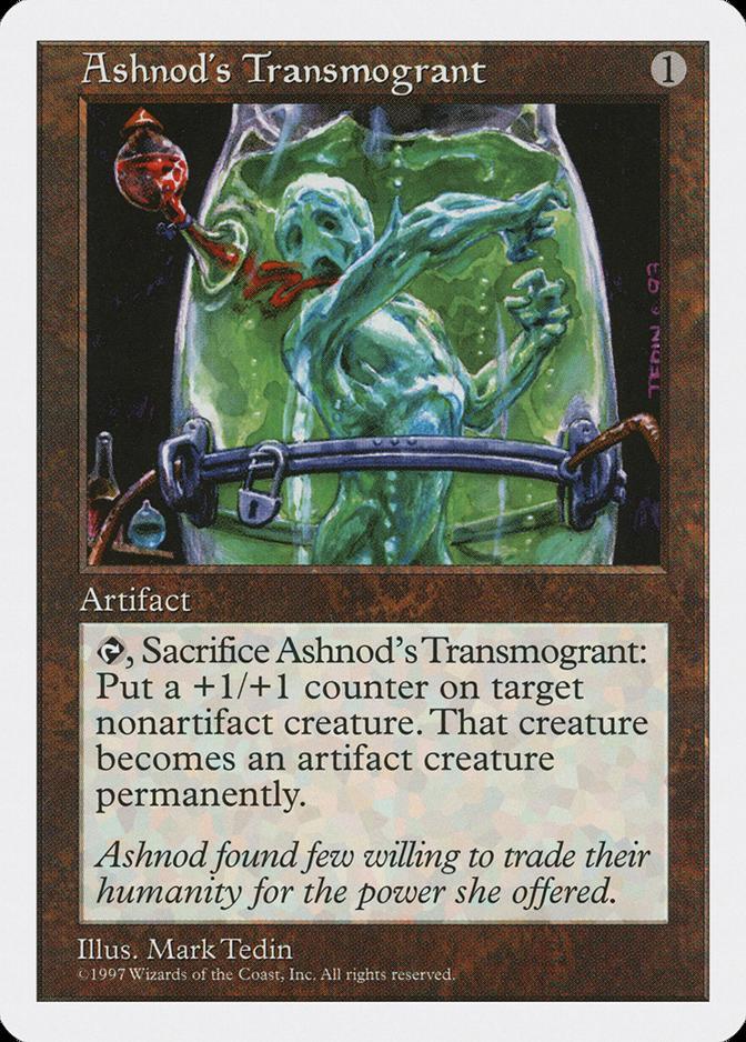 Ashnod's Transmogrant [5ED]