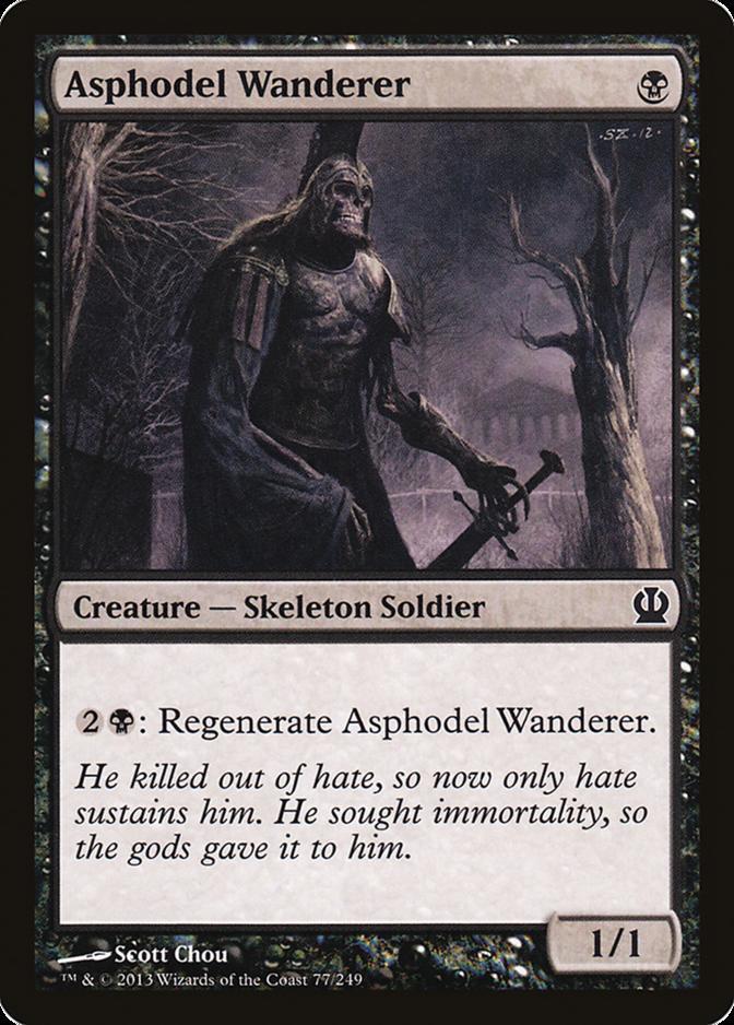 Asphodel Wanderer [THS]