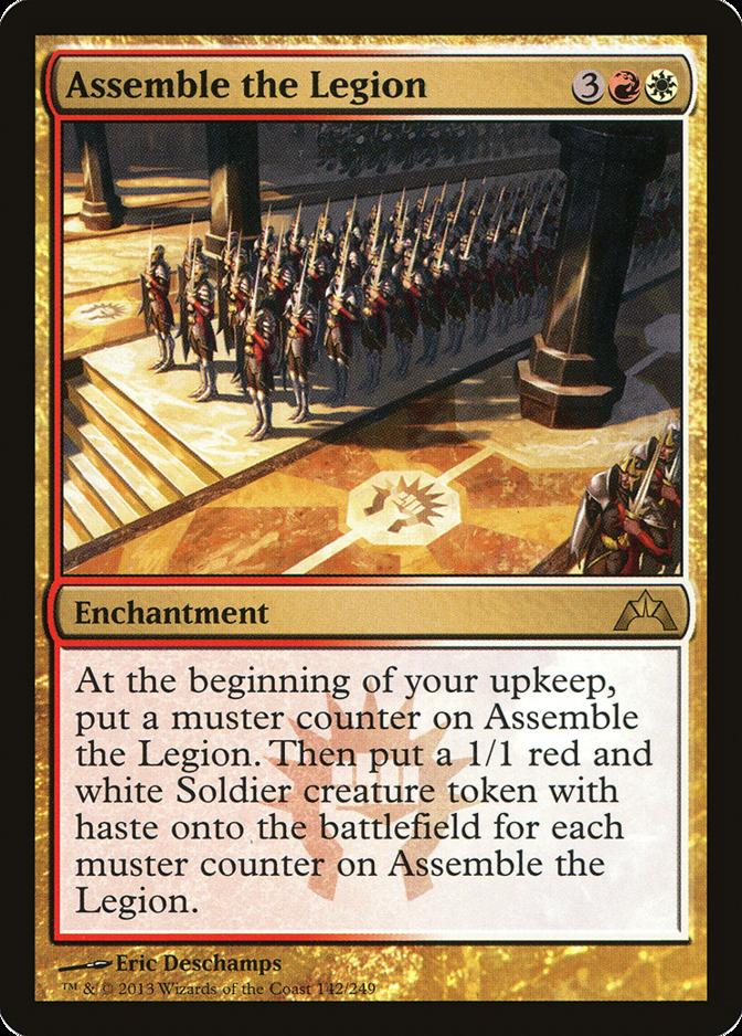 Assemble the Legion [GTC] (F)