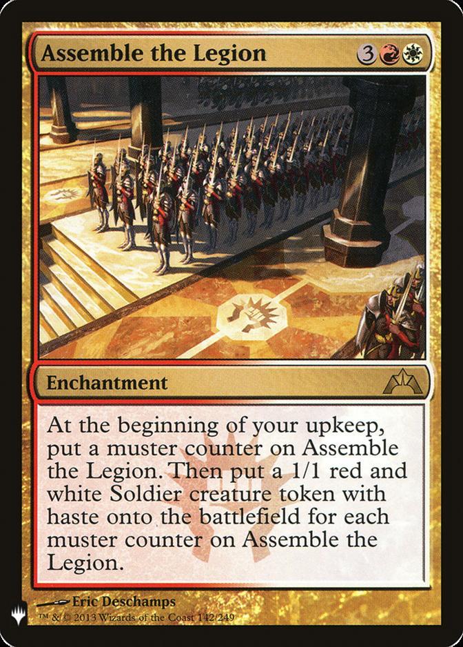Assemble the Legion [MB1]