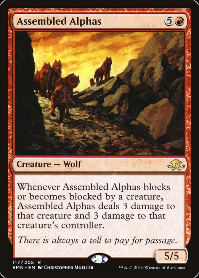 Assembled Alphas [EMN]