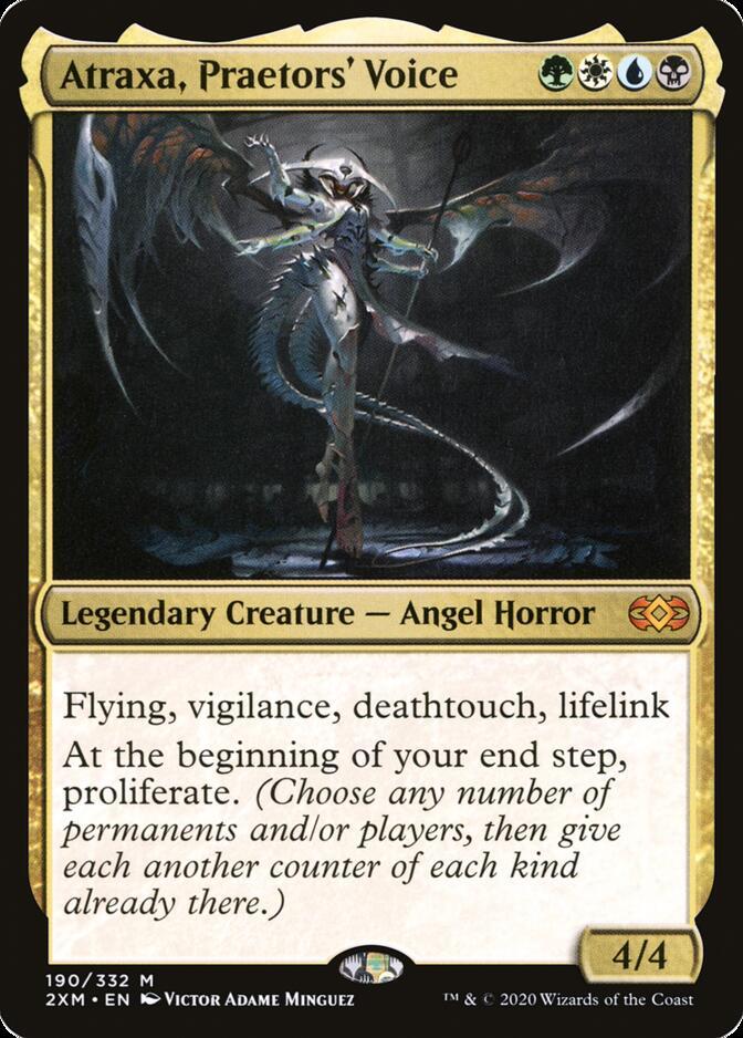 Atraxa, Praetors' Voice [2XM] (F)