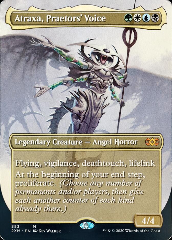 Atraxa, Praetors' Voice [P2XM]