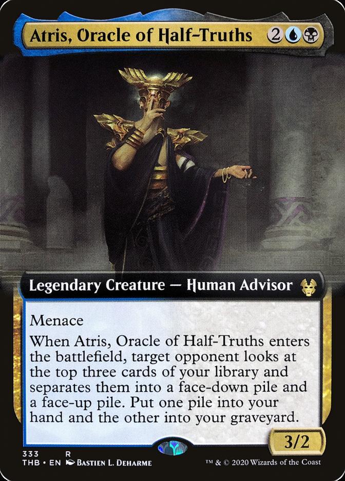 Atris, Oracle of Half-Truths [PTHB]