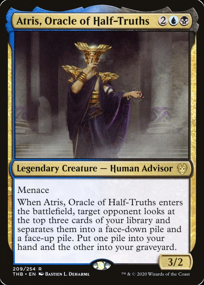 Atris, Oracle of Half-Truths [THB]
