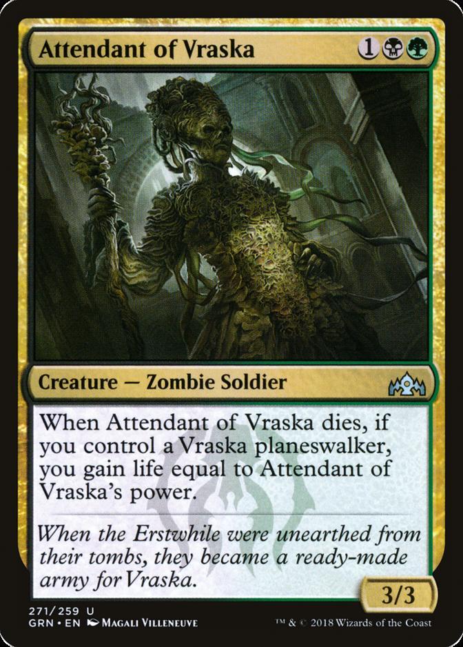 Attendant of Vraska [GRN]