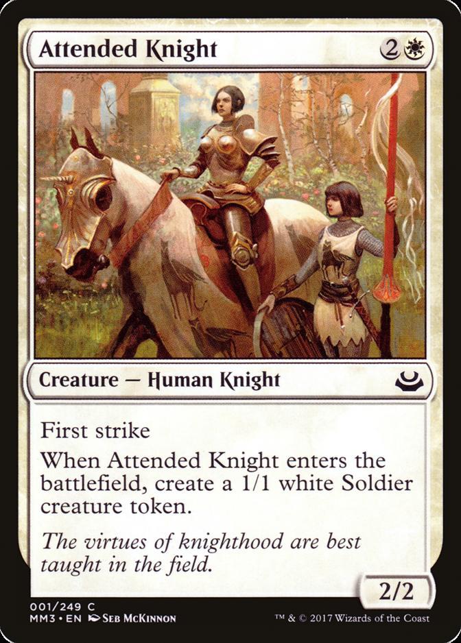Attended Knight [MM3]