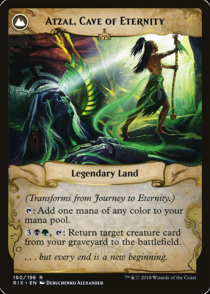 Atzal, Cave of Eternity [RIX]