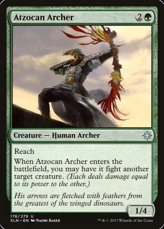 Atzocan Archer [XLN]