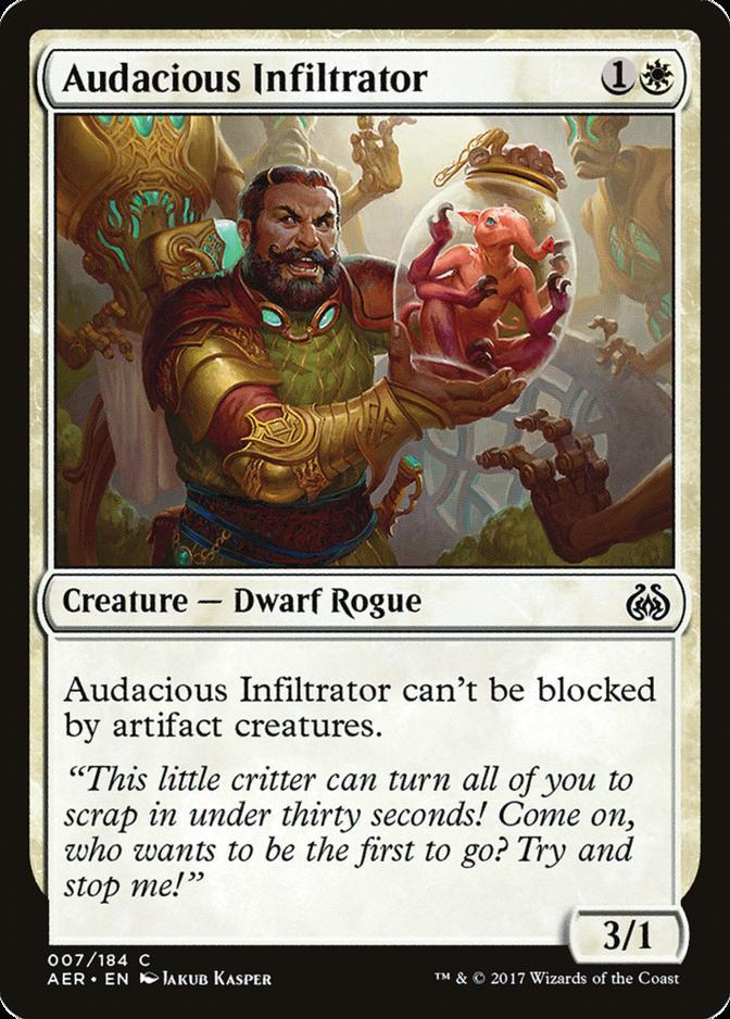 Audacious Infiltrator [AER]