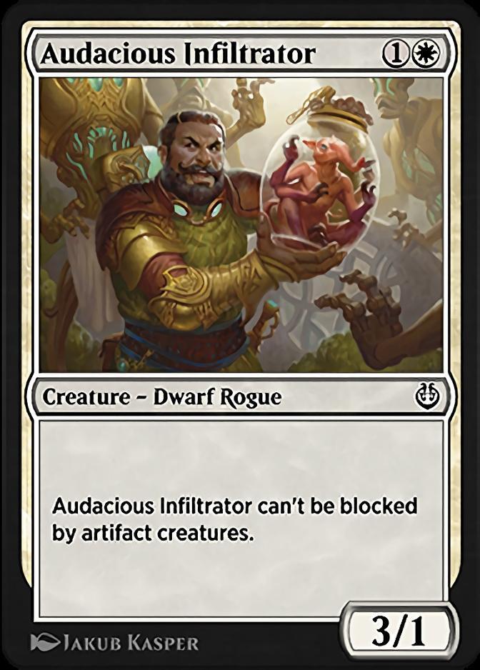 Audacious Infiltrator [KLR]
