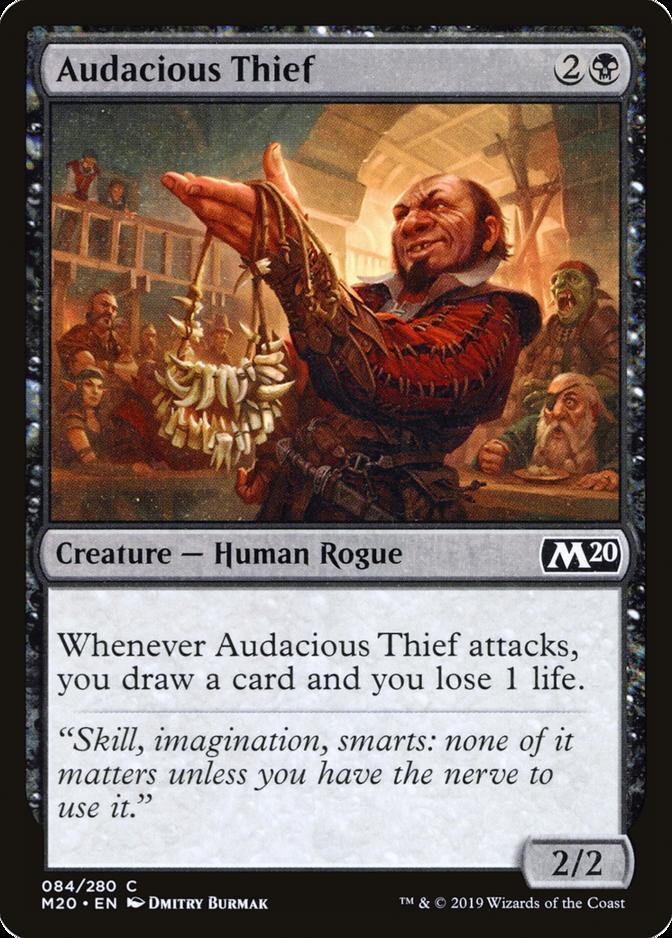 Audacious Thief [M20]