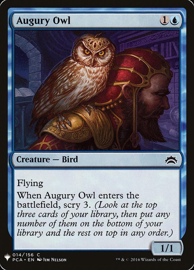 Augury Owl [MB1]