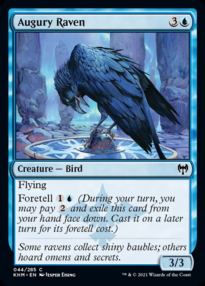 Augury Raven [KHM]
