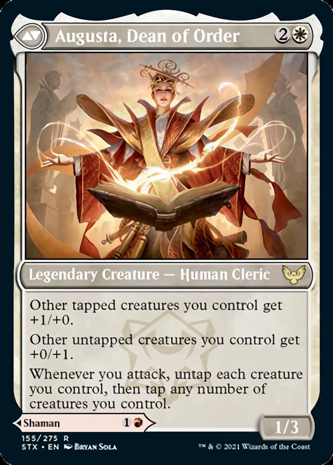 Augusta, Dean of Order [STX]