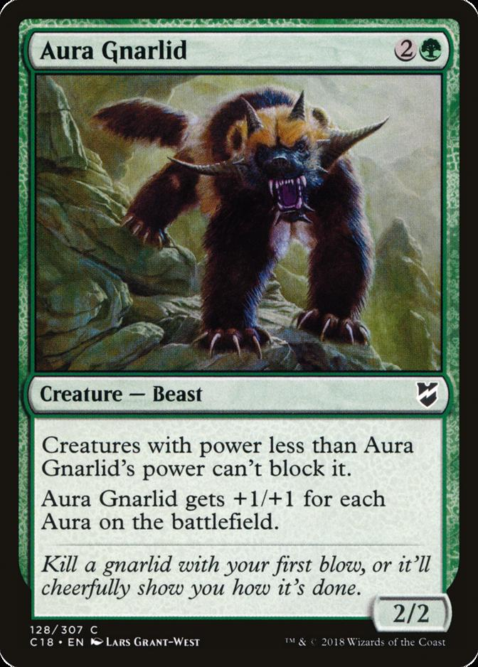 Aura Gnarlid [C18]