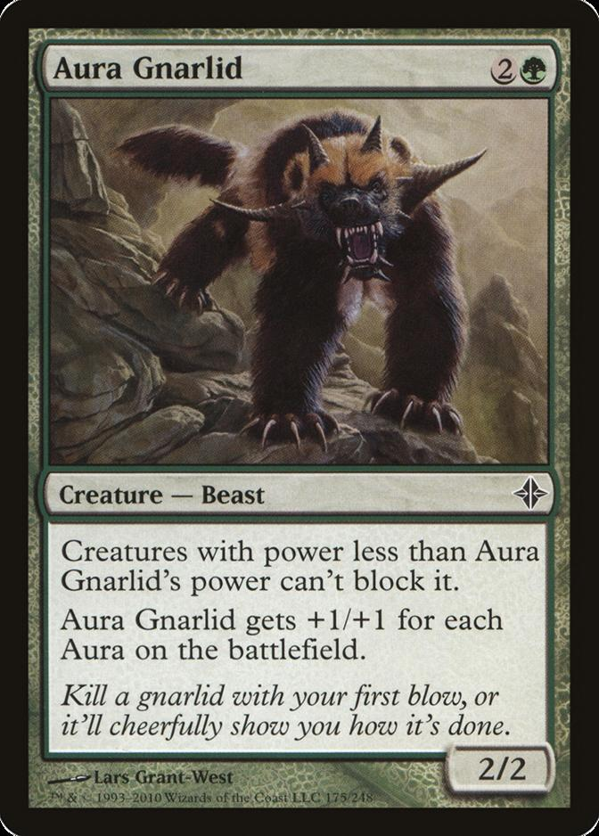 Aura Gnarlid [ROE]