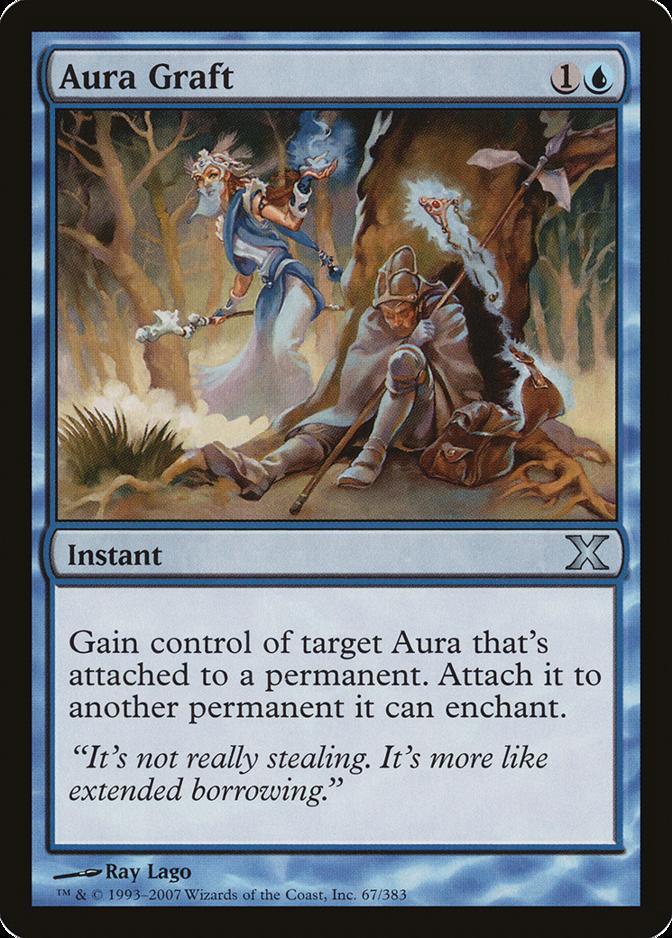 Aura Graft [10E]