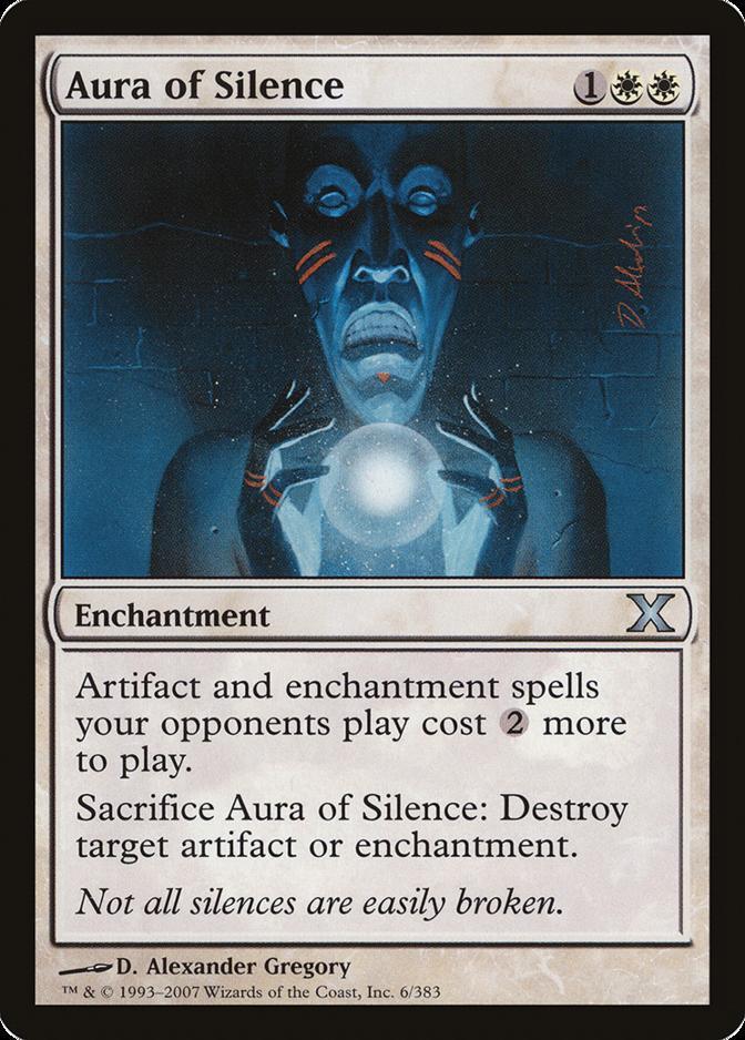 Aura of Silence [10E]