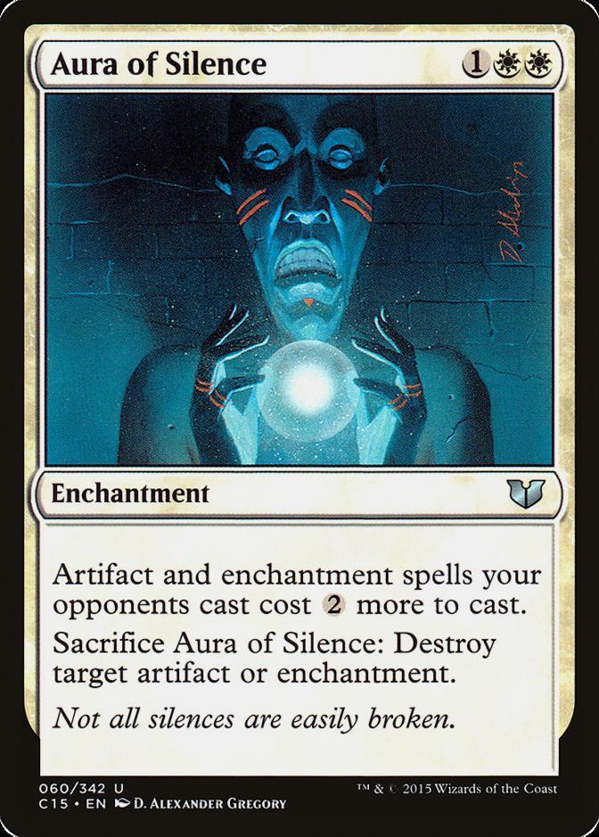 Aura of Silence [C15]