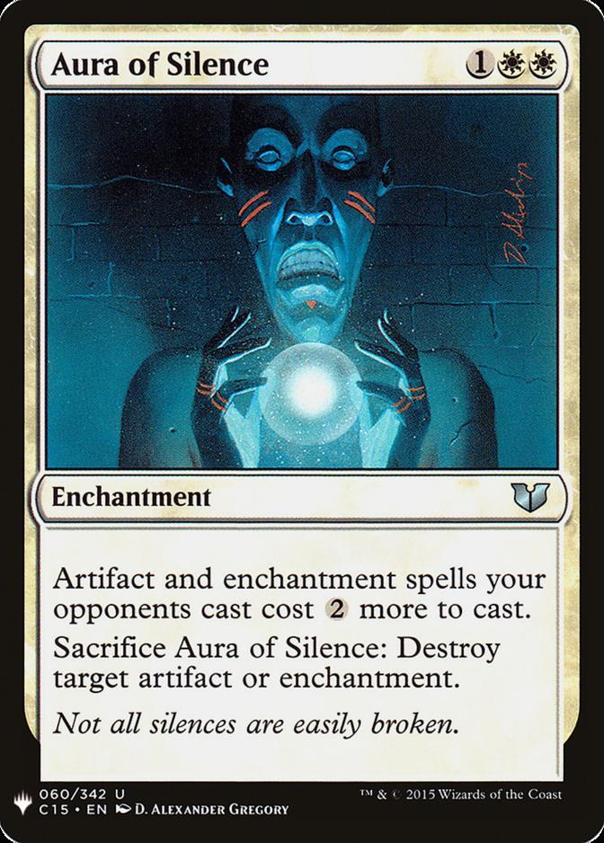 Aura of Silence [MB1]