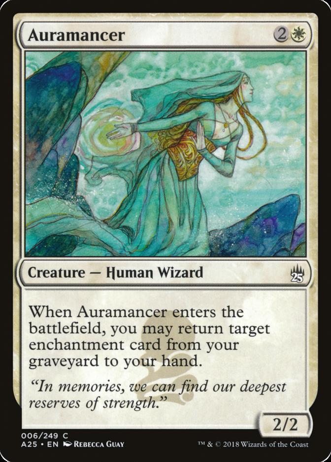 Auramancer [A25] (F)