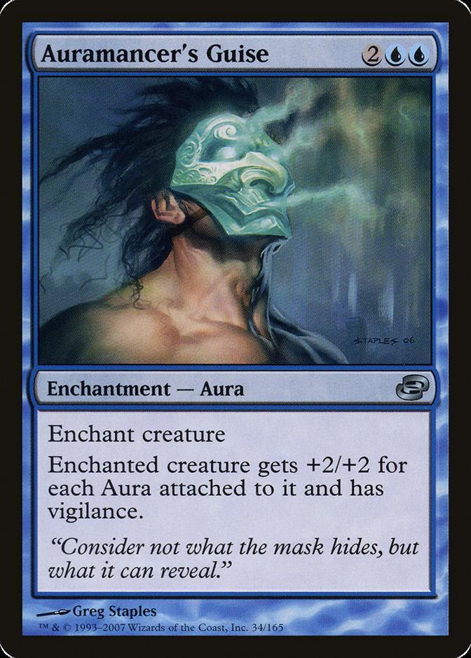 Auramancer's Guise [PLC]