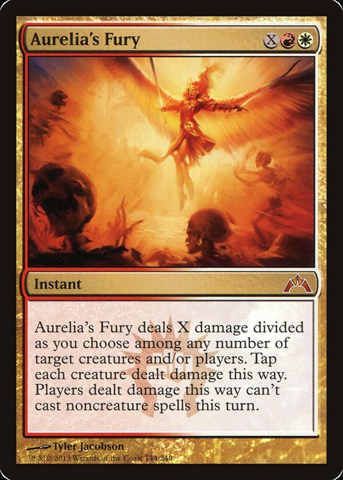 Aurelia's Fury [GTC]