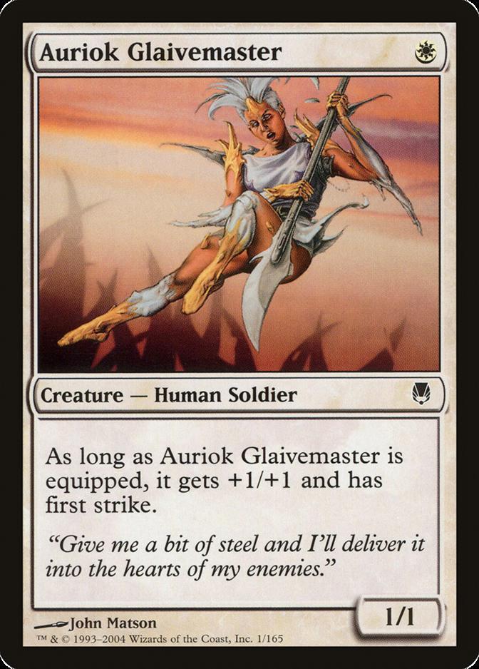 Auriok Glaivemaster [DST]