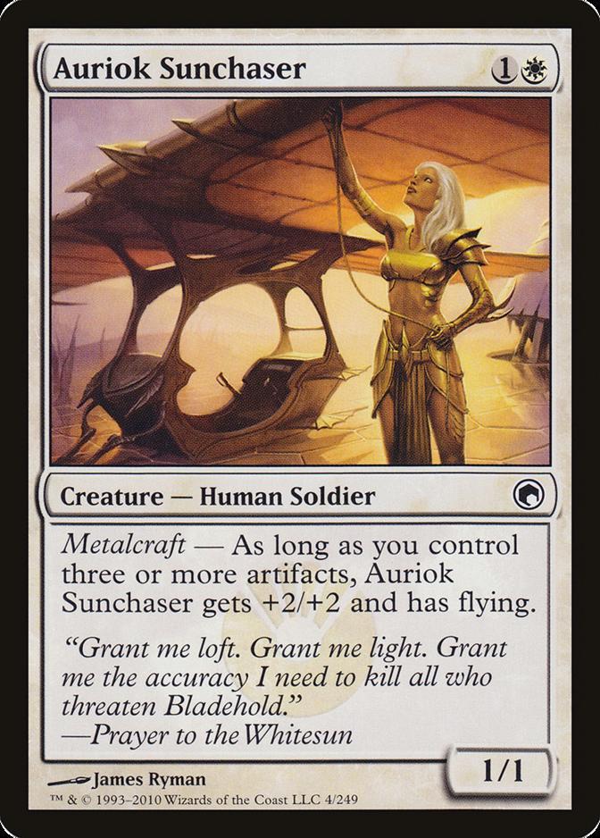Auriok Sunchaser [SOM] (F)