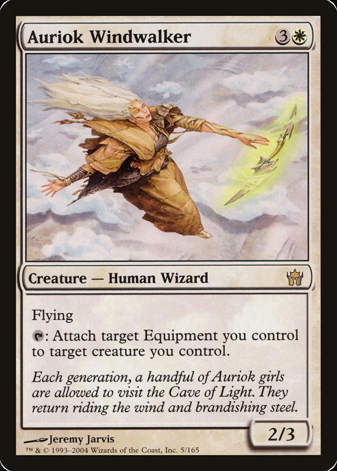 Auriok Windwalker [5DN]